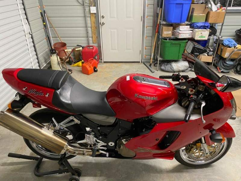 2000 Kawasaki Ninja  for sale craigslist