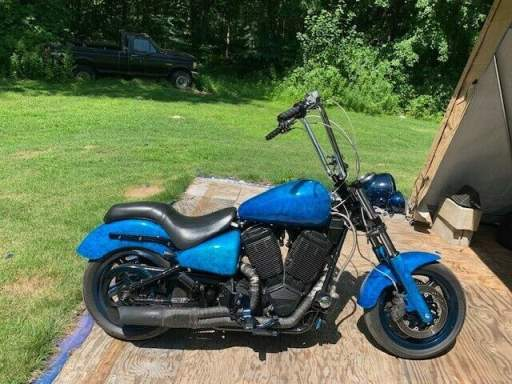 2000 Victory V92SC Blue used for sale craigslist