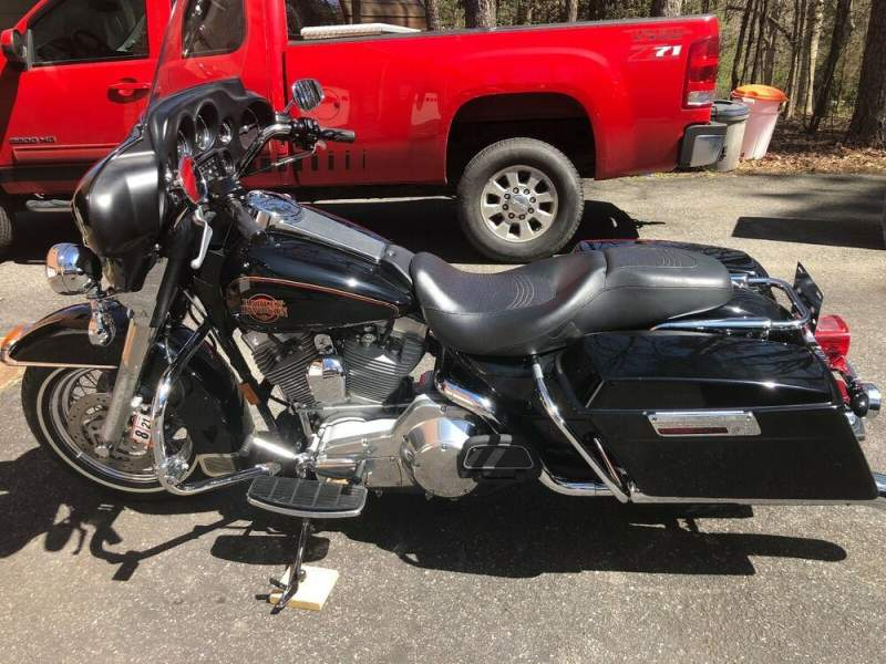 2001 Harley-Davidson Touring  used for sale