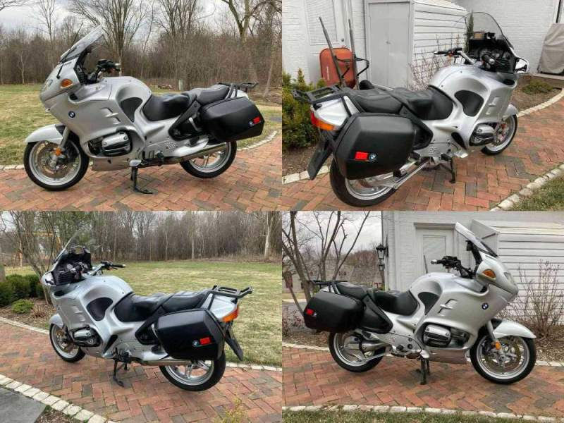 2002 BMW R-Series Silver used for sale craigslist