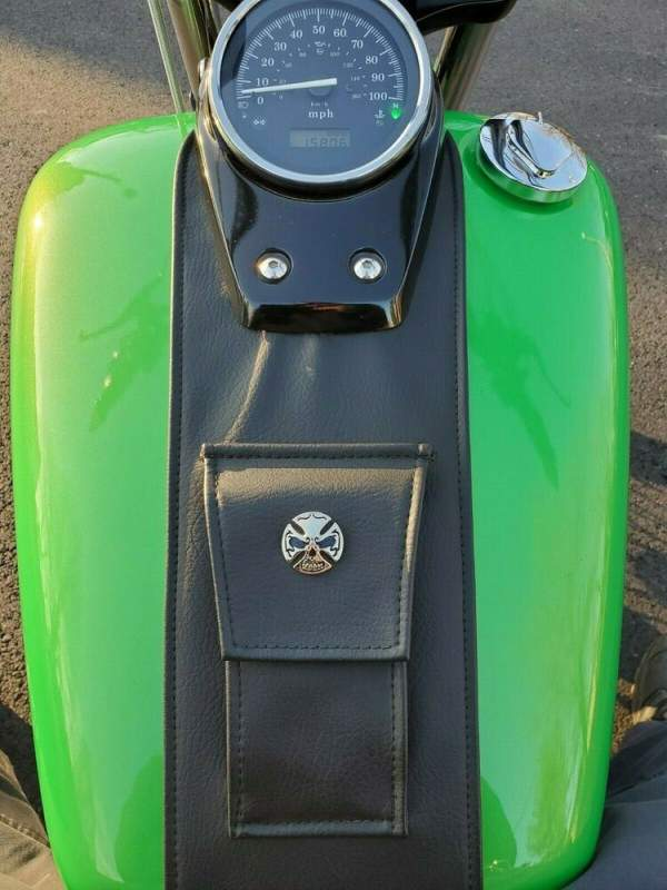 2002 Honda Shadow Green used for sale