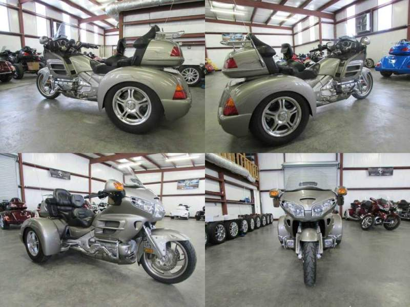 2003 Honda Gold Wing SILVER used for sale craigslist
