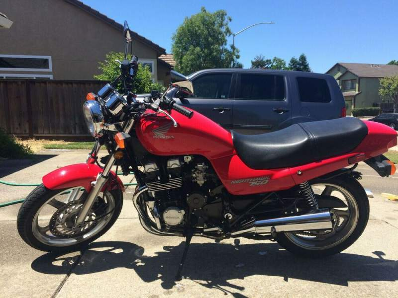 2003 Honda Nighthawk  used for sale craigslist