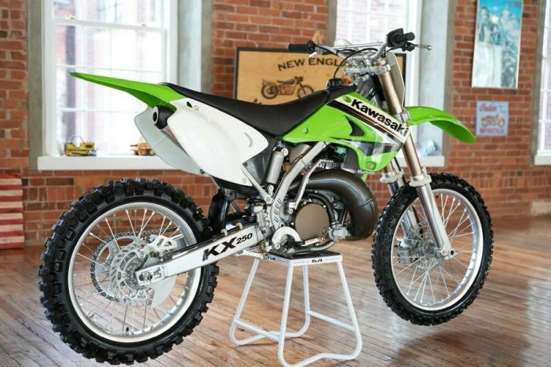 2003 Kawasaki KX  for sale craigslist