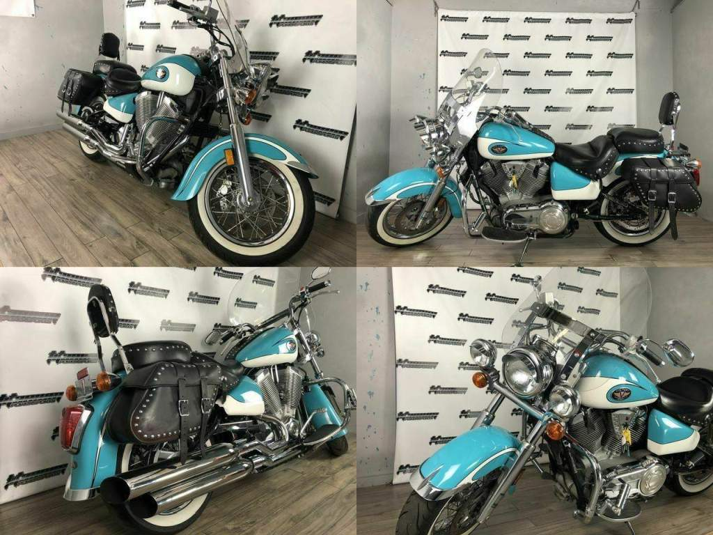 2003 Victory Victory V92 Classic Cruiser  for sale craigslist