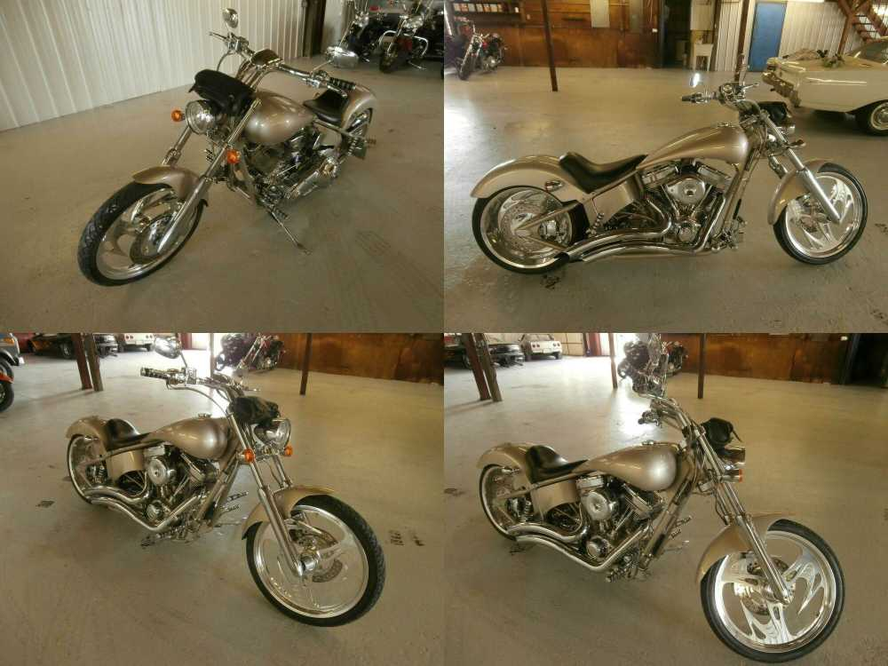 2004 American Ironhorse OUTLAW Silver used for sale craigslist
