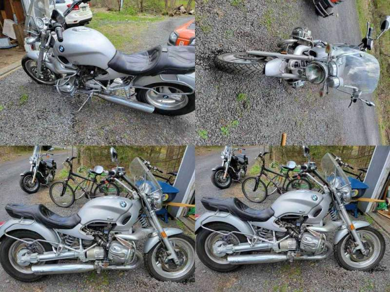 2004 BMW R-Series Gray used for sale craigslist