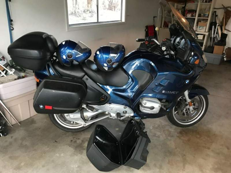 2004 BMW R-Series Biarritz Blue used for sale craigslist