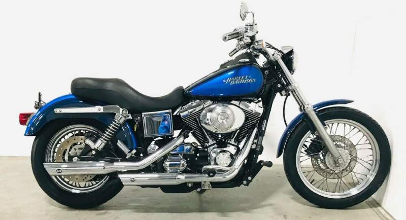 2004 Harley Davidson Dyna   for sale craigslist