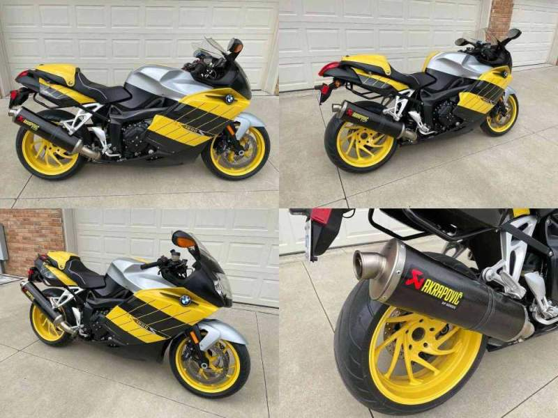 2005 BMW K-Series Yellow used for sale craigslist