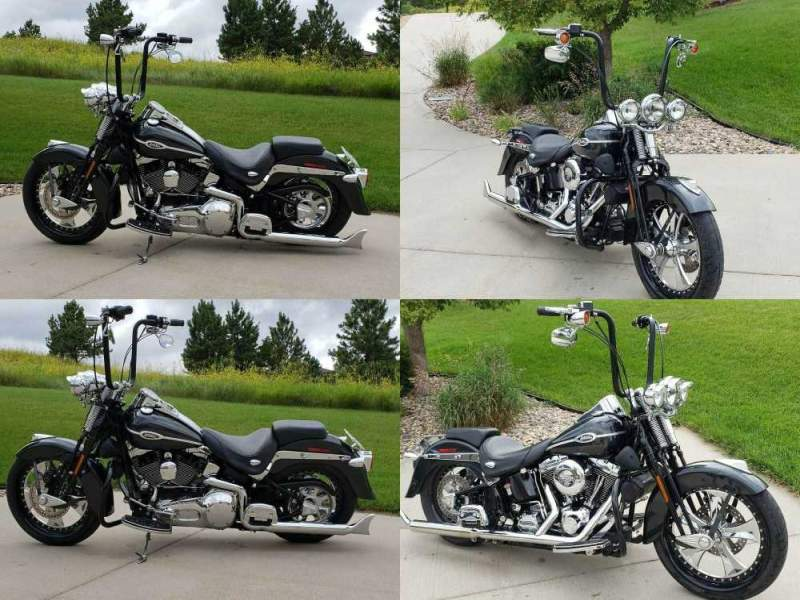 2005 Harley-Davidson Softail  used for sale craigslist