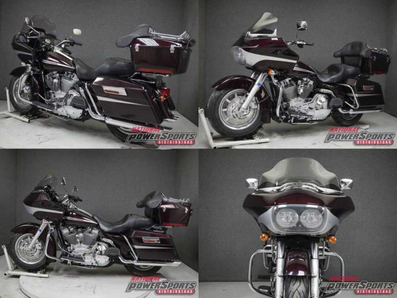2005 Harley-Davidson Touring FLTRI ROAD GLIDE BLACK CHERRY used for sale craigslist