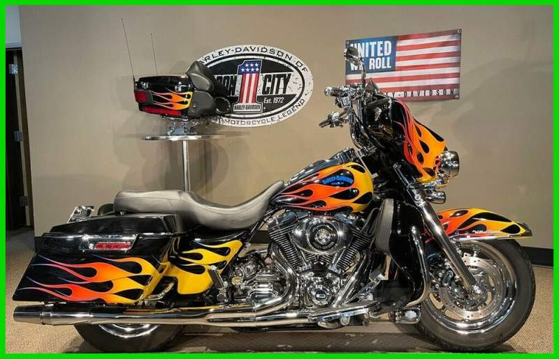2005 Harley-Davidson Touring Electra Glide® Ultra Classic® California Kid used for sale craigslist