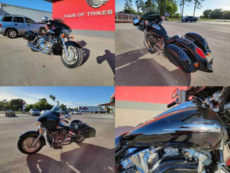 2005 Honda VTX™ 1300R Black used for sale craigslist