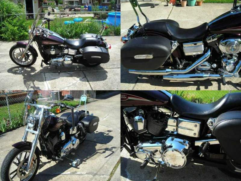 2006 Harley Davidson Dyna   for sale craigslist