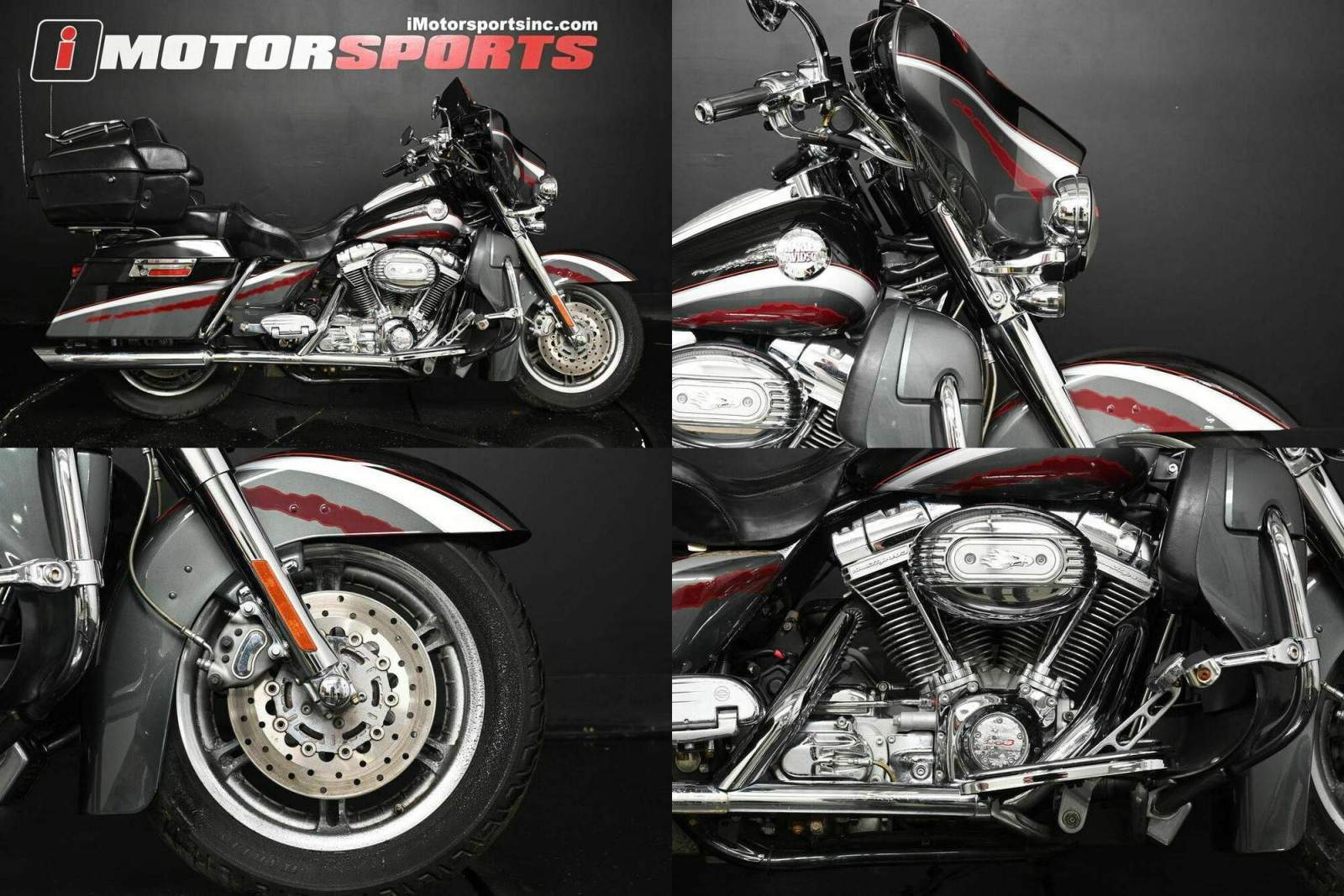 2006 Harley Davidson FLHTCUSE   Ultra Classic Electra Glide Screamin' E  for sale craigslist