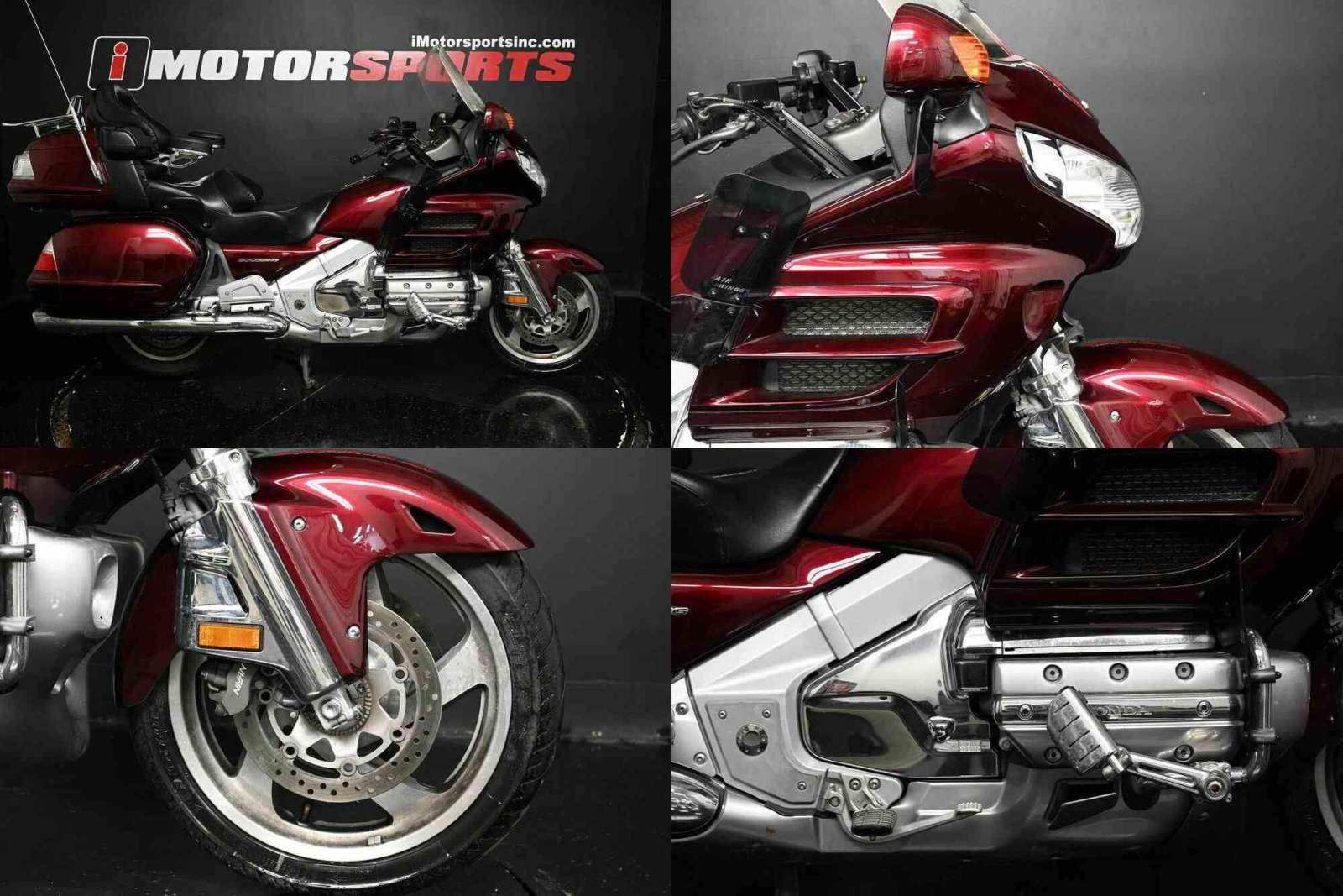 2006 Honda Gold Wing Audio / Comfort / Navi / ABS -- used for sale craigslist