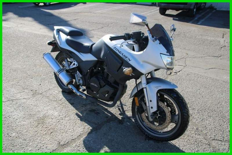2006 Other Makes ZS 250GS Silver used for sale craigslist