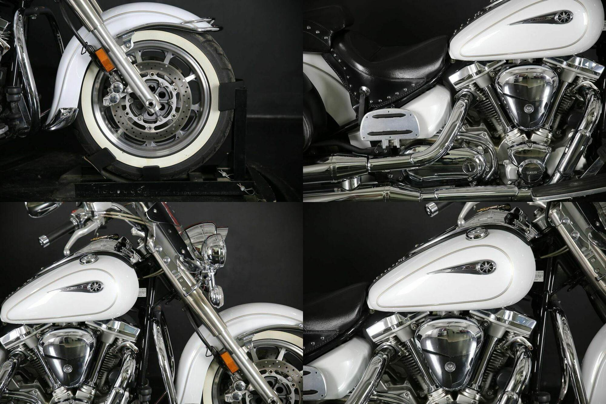 2006 Yamaha Road Star Silverado -- used for sale craigslist