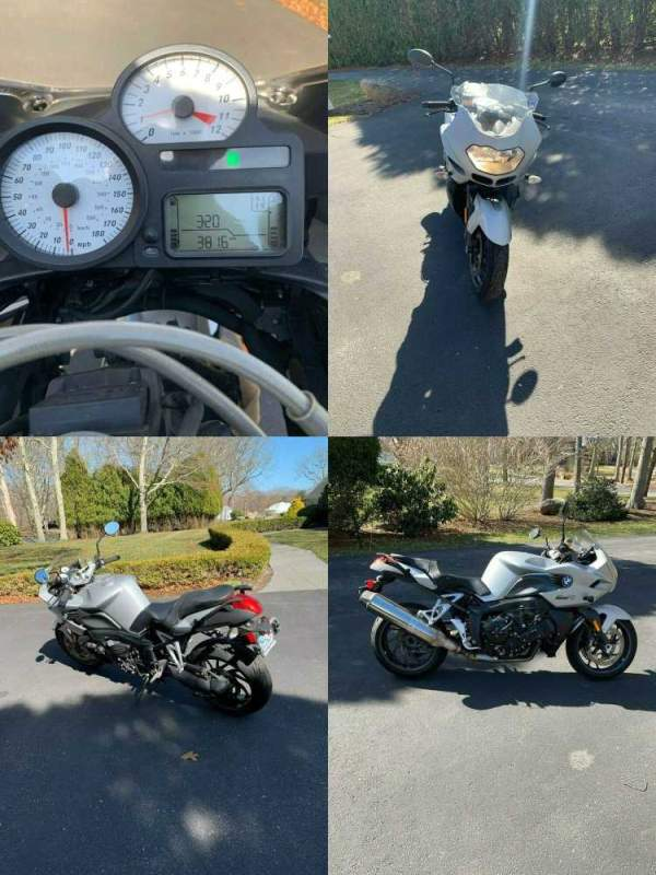 2007 BMW K-Series Silver used for sale craigslist
