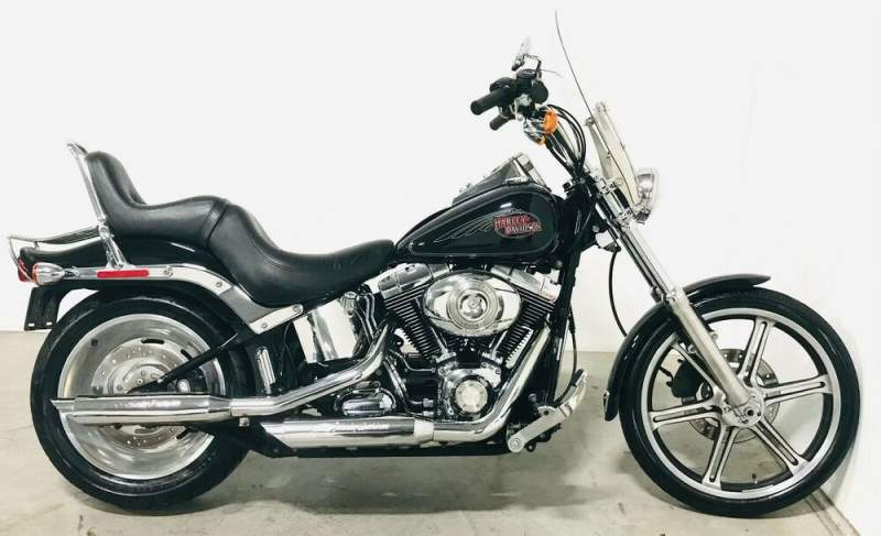2007 Harley Davidson Softail  for sale craigslist