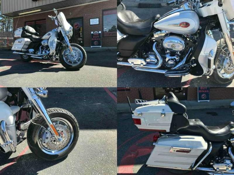 2008 Harley-Davidson ELECTRA GLIDE ULTRA CLASSIC -- used for sale