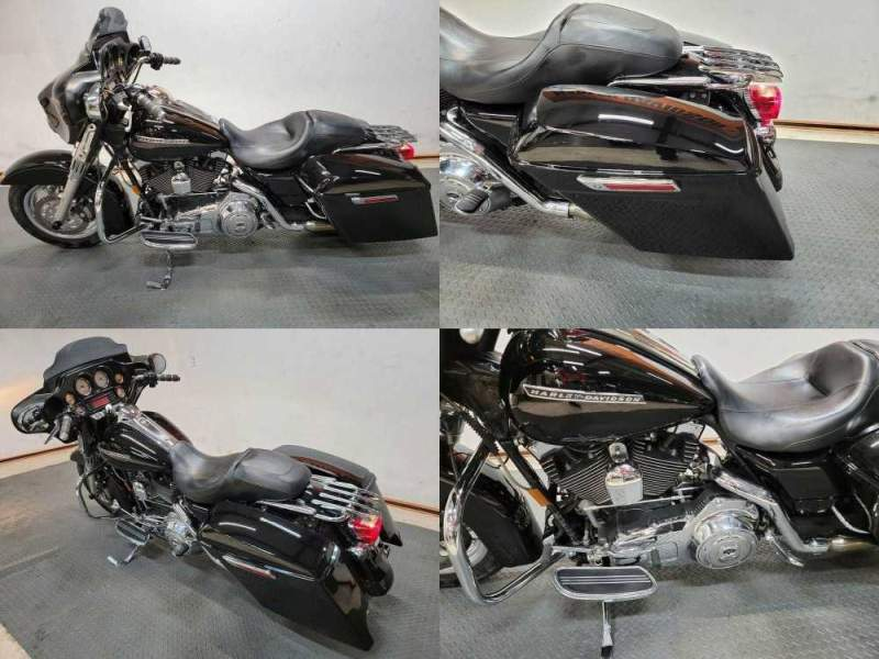2008 Harley Davidson Touring FLHX for sale craigslist