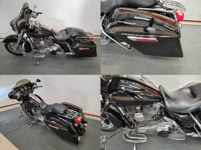 2008 Harley-Davidson Touring Street Glide™ Black used for sale