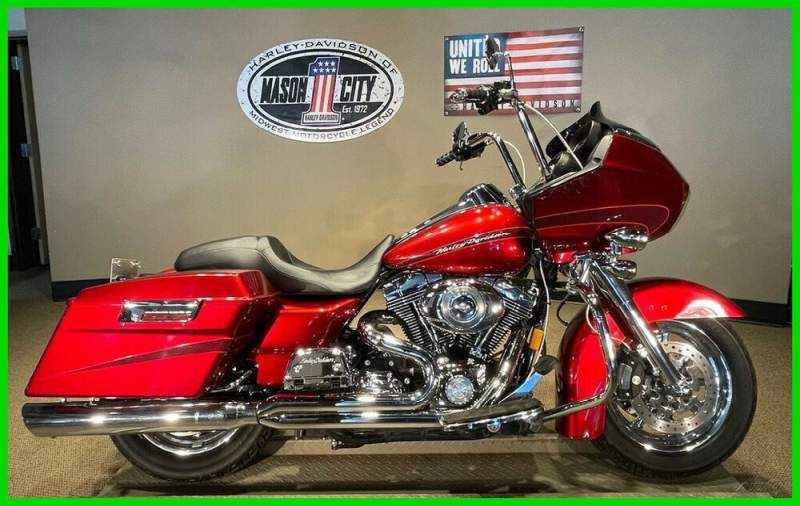 2008 Harley-Davidson Touring Road Glide® Candy Red Sunglo used for sale craigslist