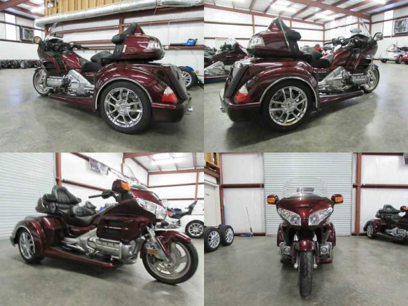 2008 Honda Gold Wing CHERRY used for sale