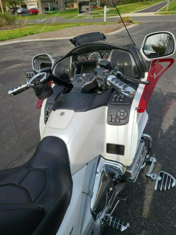 2008 Honda Gold Wing  for sale craigslist