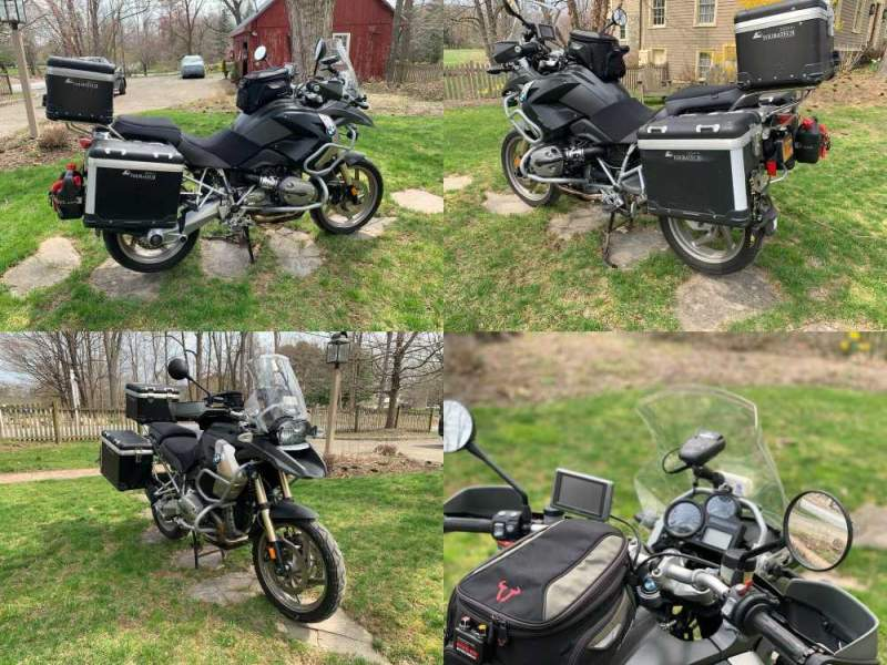 2009 BMW R-Series Gray used for sale craigslist