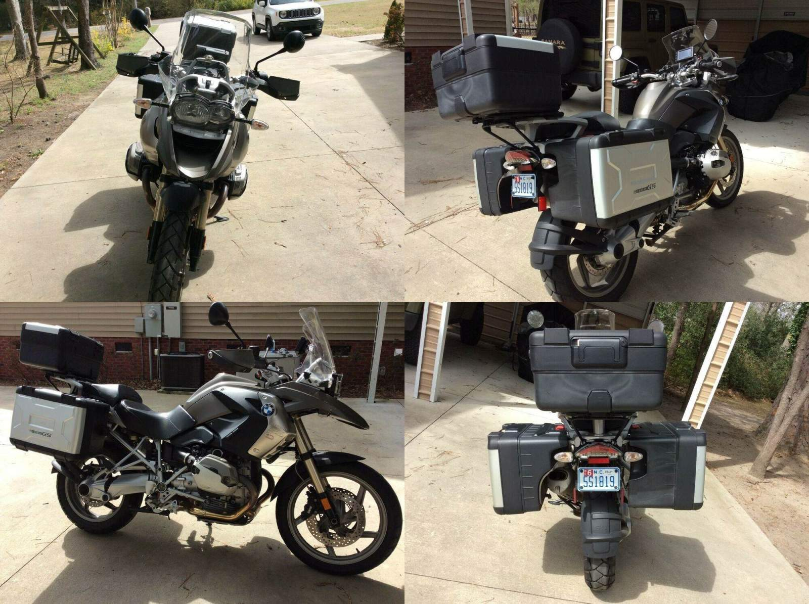 2010 BMW R-Series Gray used for sale craigslist