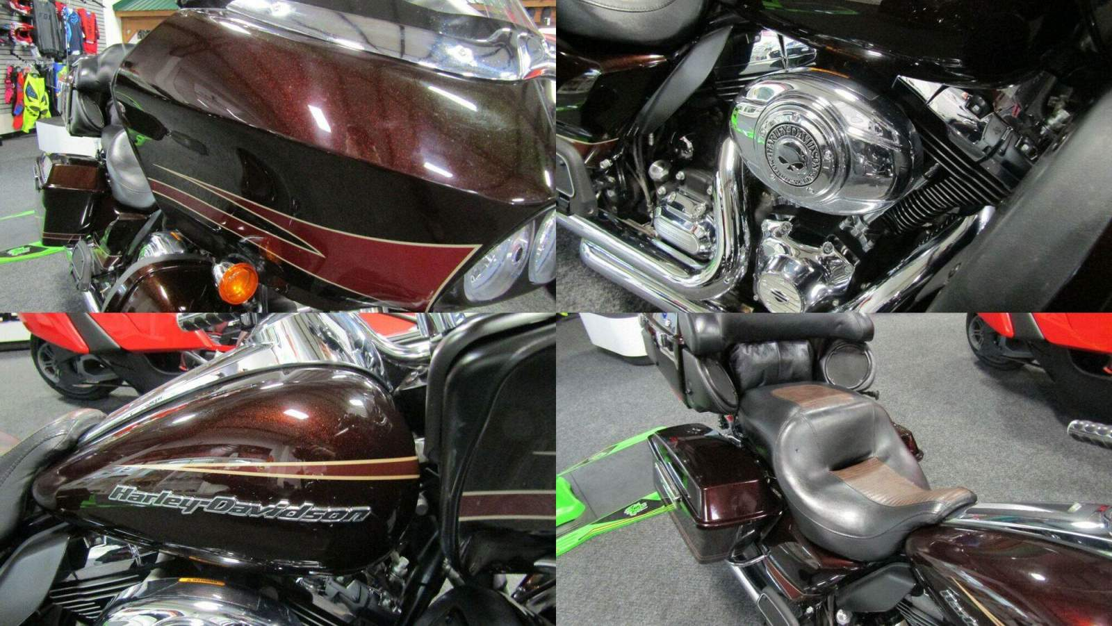 2011 Harley-Davidson Touring Road Glide Ultra Rootbeer used for sale