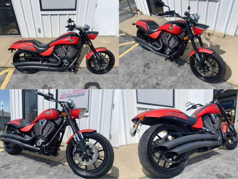 2011 Victory Hammer S  used for sale craigslist