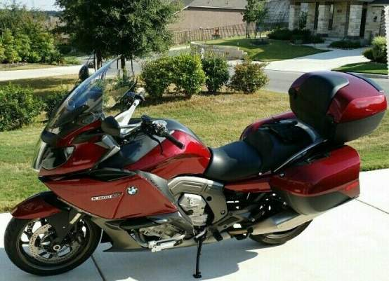 2012 BMW K-Series Red used for sale craigslist