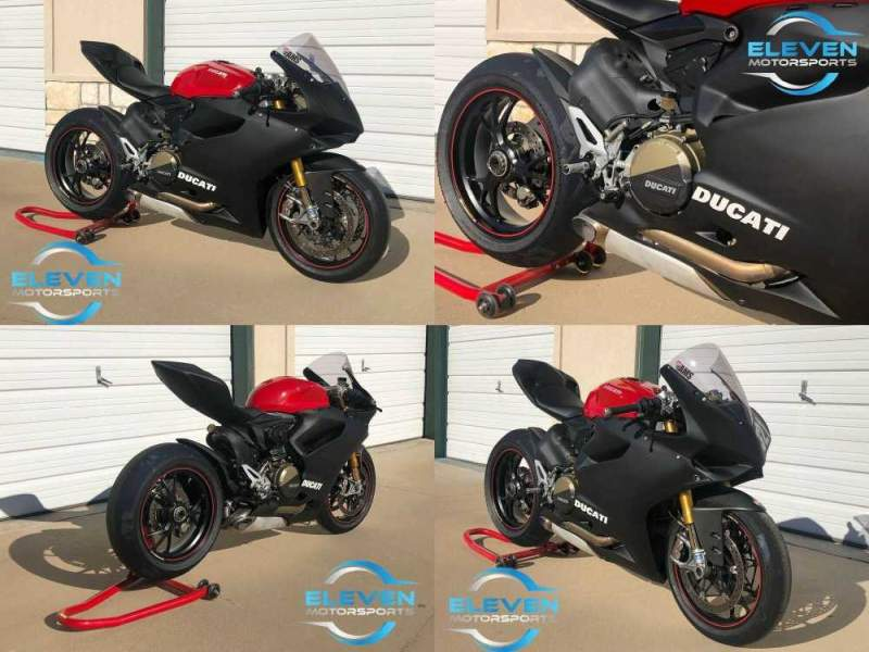 2012 Ducati 1199S   for sale craigslist