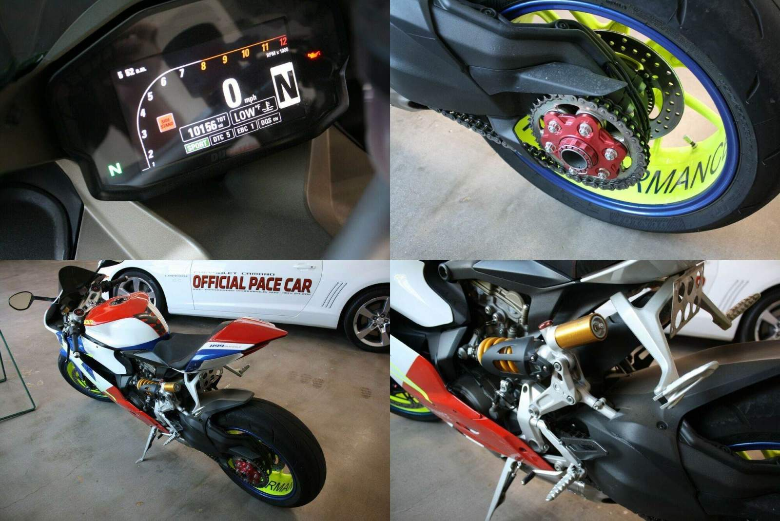 2012 Ducati Superbike  used for sale