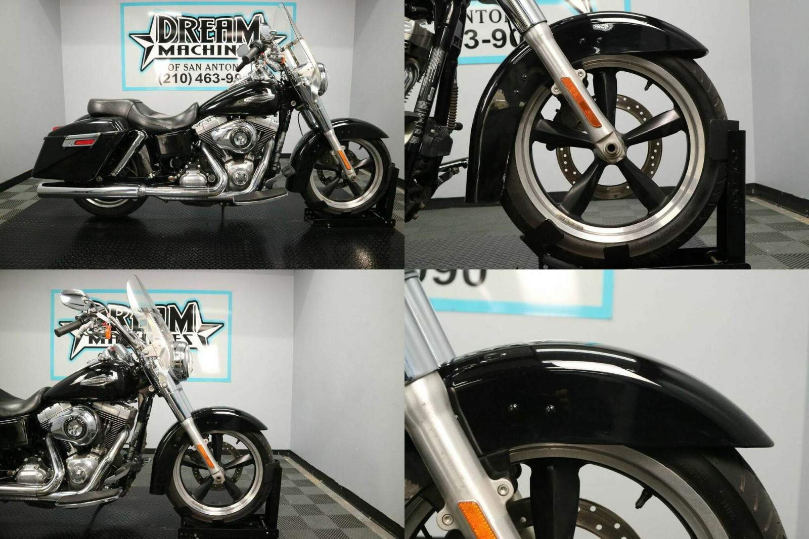 2012 Harley Davidson Dyna   for sale craigslist