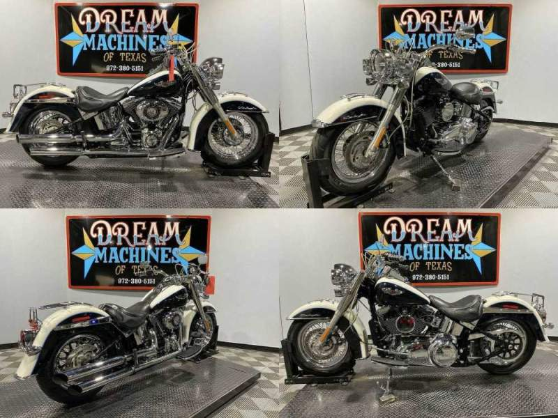 2012 Harley-Davidson Softail White used for sale craigslist