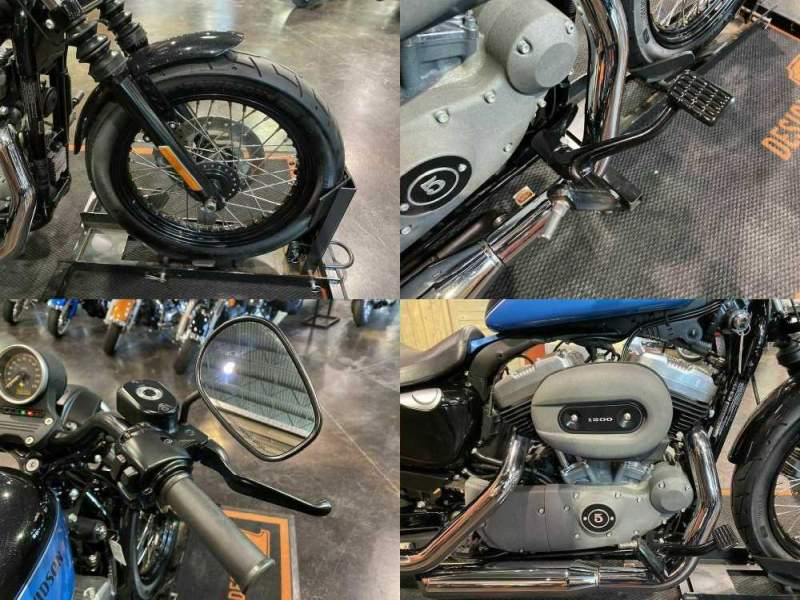 2012 Harley Davidson XL1200N   Sportster Nightster  for sale craigslist