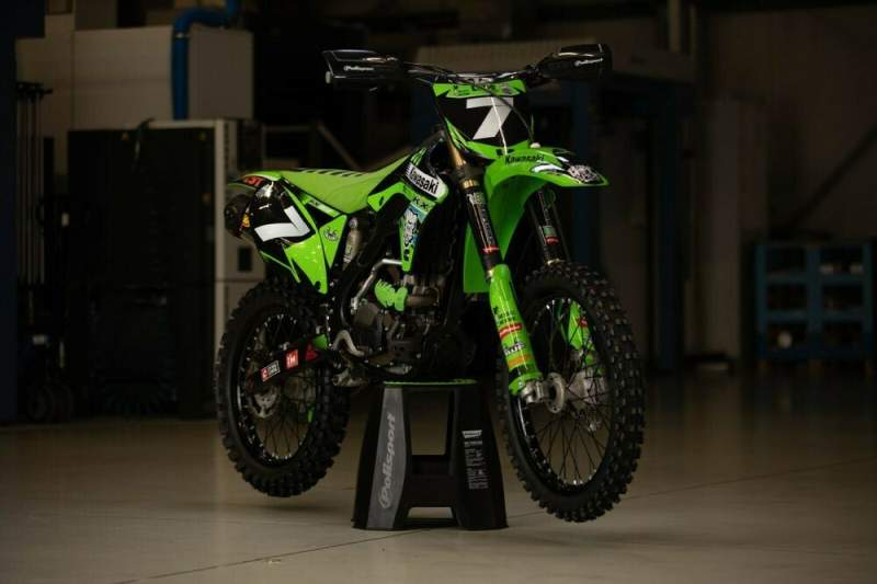 2012 Kawasaki KX  for sale craigslist