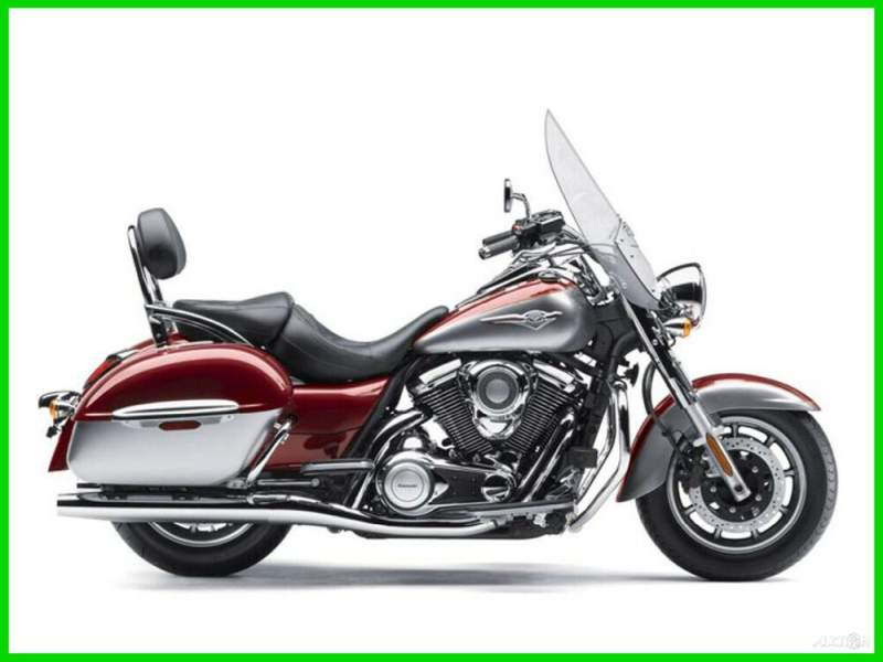 2012 Kawasaki Vulcan Nomad red /silver used for sale craigslist