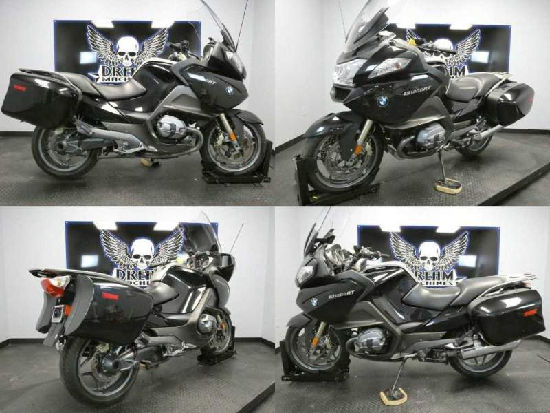 2013 BMW R 1200 RT 90 Years of BMW Motorrad Edition Black used for sale