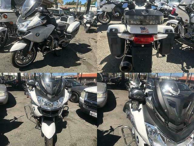 2013 BMW R-Series White used for sale