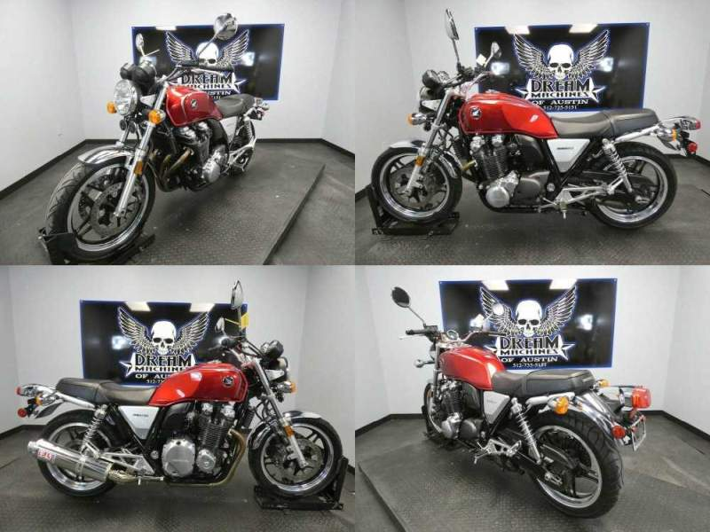 2013 Honda CB1100 ABS Red used for sale craigslist