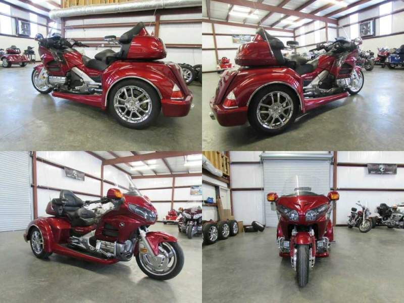 2013 Honda Gold Wing RED used for sale craigslist