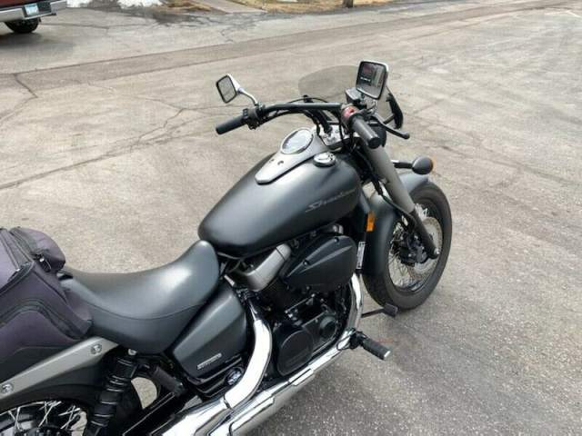 2013 Honda VT750 C2B Black used for sale craigslist
