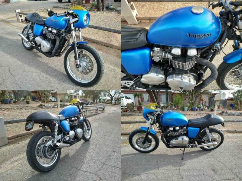 2013 Triumph Other  used for sale craigslist