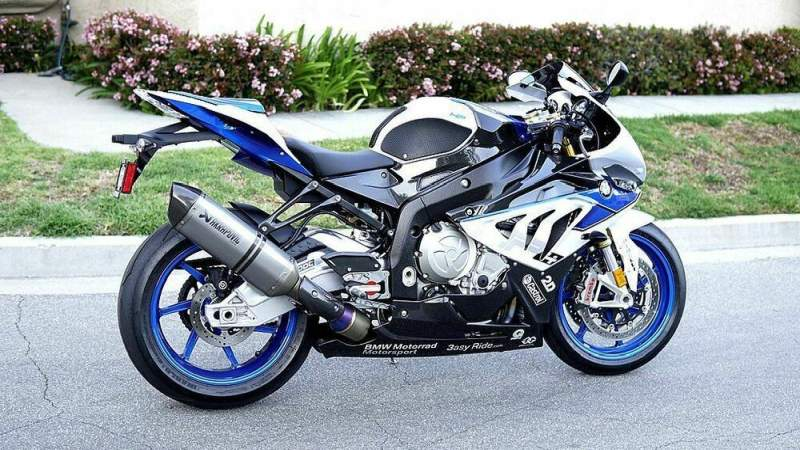 2014 BMW HP4 Competition Premium S1000RR 1700 Miles Rare  used for sale
